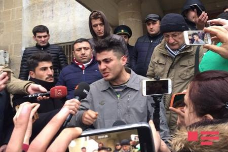 Mehman Hüseynov kassasiya şikayəti verib