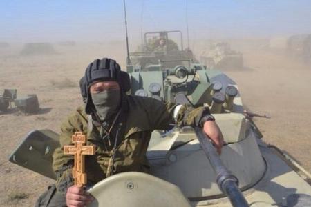 Suriyada Rusiya ordusunun zabiti öldürülüb