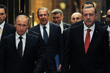 Putin-Ərdoğan görüşü: