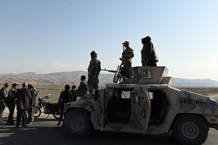 Əfqanıstanda 57 terrorçu zərərsizləşdirilib