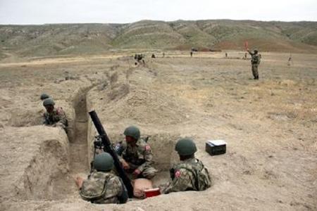 Gürcüstan, Azərbaycan və Türkiyə birgə hərbi təlimə başlayır