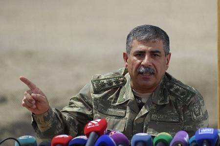 """Nazir: """"Azərbaycan Ordusunun Naxçıvanda keçirdiyi uğurlu hərbi əməliyyatlar ..."""