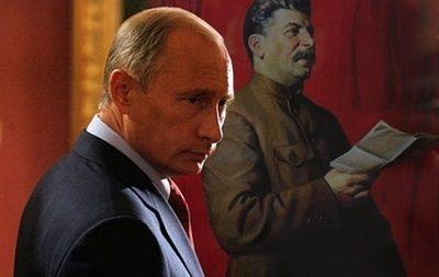 Putin Stalini geridə qoyur