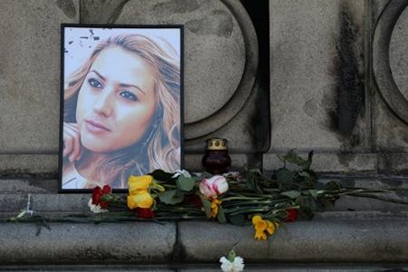 Bolqarıstanda öldürülən jurnalistin qatili Almaniyada yaxalanıb
