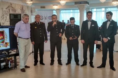 Azərbaycan polisinin 100 illiyinə həsr edilmiş tədbir keçirildi - FOTOLAR