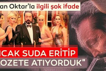 """Adnan Oktar haqqında şok ifadə: """"100 min qızın həyatını korlayıb..."""""""