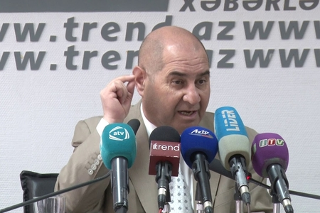 """Mübariz Əhmədoğlu: """"Azərbaycandakı sabitlik Qərb üçün çox önəmlidir"""""""