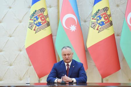 """Moldova Prezidenti: """"Azərbaycan GUAM daxilində kiminsə diktəsi ilə oynamır"""""""