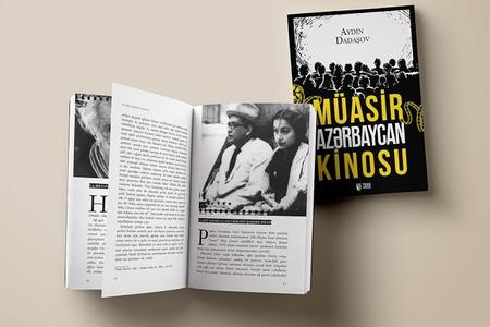 """""""Müasir Azərbaycan kinosu"""" çap olundu"""