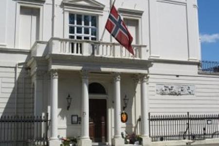 Norveçin Azərbaycandakı səfirliyi mayın 16-da bağlanır