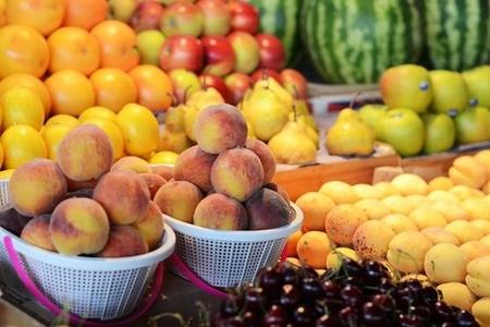 Azərbaycan meyvələri Rusiyaya buraxılmadı