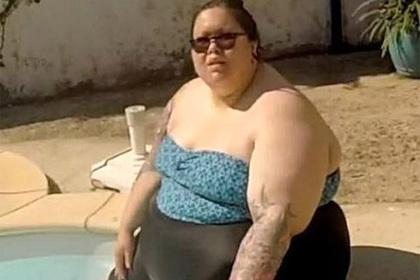 Ana olmaq üçün 190 kilodan 76 kiloya düşdü