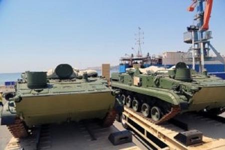 """Azərbaycana Rusiyadan gələn 42 eşalon silah: """"Tank qatilləri"""" və digərləri... - VİDEO"""