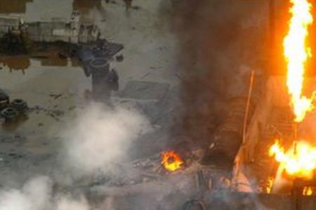 Çexiyada kimya zavodunda partlayış: ölənlər var