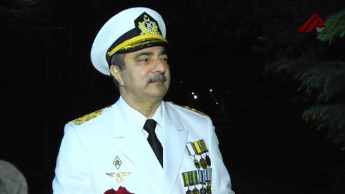 Vitse-admiral Şahin Sultanova hökm oxunub - YENİLƏNİB