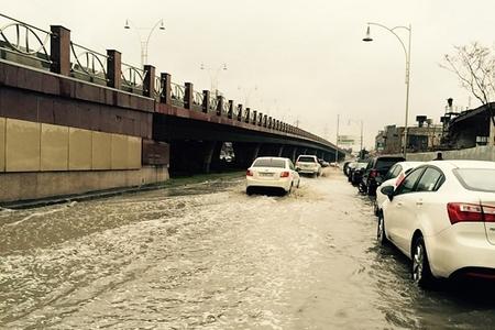 BNA-dan yağışlı hava şəraiti ilə əlaqədar XƏBƏRDARLIQ