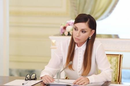 Mehriban Əliyeva Memarlar İttifaqının fəxri üzvü seçildi