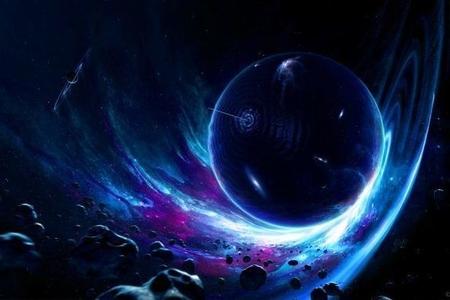 Gürcü alimlər kosmik məkanın anomaliyalarını izah etdilər