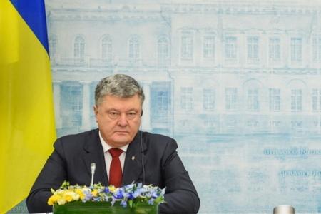 Ukrayna prezidenti Saakaşvilidən danışdı