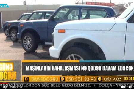 Sürücülərin nəzərinə: avtomobillər bahalaşacaq – VİDEO