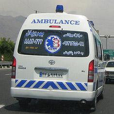 İranda yol qəzası - 7 nəfər öldü