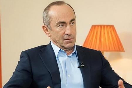 """""""Bəlkə bu hökumətin üzvlərinin pullarını Azərbaycan verib..."""" - Köçəryan"""