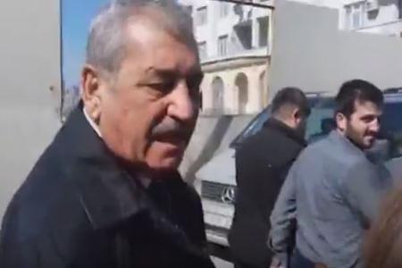 Xanım jurnalisti döyən icra başçısı məhkəməyə verilir