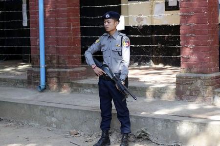 Myanmarda ardıcıl üç partlayış baş verib