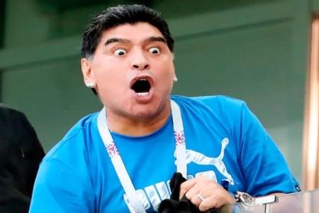 """Maradona: """"Mən fələstinliyəm"""""""
