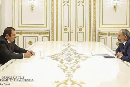 Paşinyan rəqiblərinin biri ilə anlaşdı-memorandum imzalandı