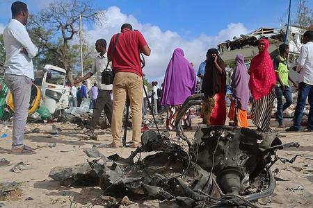 Terror aktı: 15 ölü, 9 yaralı