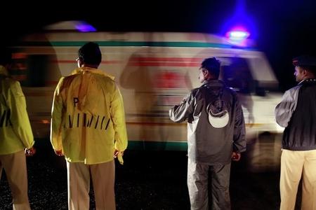 Hindistanda ağır yol qəzası olub: 11 ölü, 4 yaralı