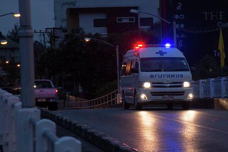 Taylandda turist avtobusu qəzaya uğrayıb: 53 yaralı