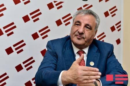 """Tağı Əhmədov """"Əmək"""" ordeni ilə təltif edilib"""