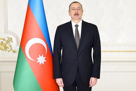 Prezident İlham Əliyev dəniz nəqliyyatı işçilərini təltif edib - SİYAHI