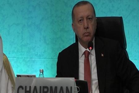 Türkiyə Prezidenti İslam Əməkdaşlıq Təşkilatına üzv ölkələri milli valyutalarla ticari əməkdaşlığa çağırıb