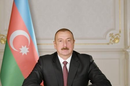 Prezident İlham Əliyev Azərbaycan xalqını təbrik edib - VİDEO