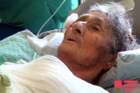 Astarada 89 yaşlı qadının evinə basqın edən öz nəvəsi imiş...