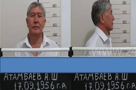 Atambayevin tərəfdarları həbs edilir-İş prezidentin nəzarətindədir