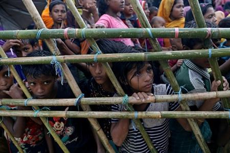 İki ay ərzində Banqladeşə 605 mindən çox Rohinca qaçqını gəlib