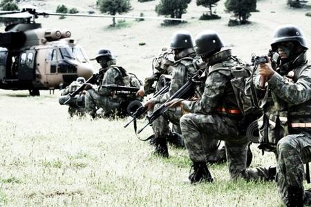 Türkiyədə antitteror əməliyyatı: 18 terrorçu məhv edildi