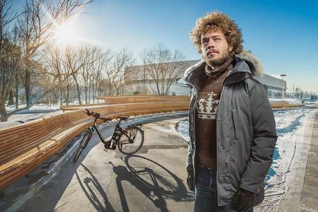Deportasiya olunmuş rusiyalı bloger yenidən Bakıya gəlir