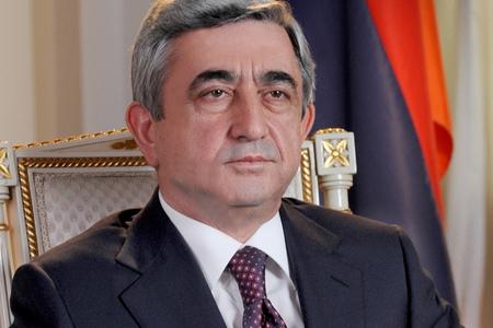Sarkisyan Türkiyə ilə imzalanan normallaşma protokolunu ləğv edib