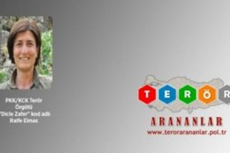 PKK-nın axtarışda olan qadın terrorçusu öldürüldü