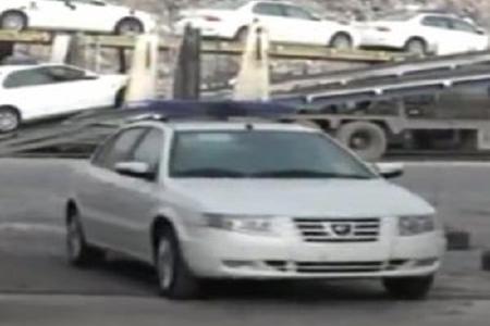 İran şirkəti Ermənistan polisinə yeni avtomobillər göndərdi
