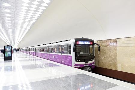 Bu gecə saat 2-yə qədər Bakı metrosuna giriş açıq olacaq