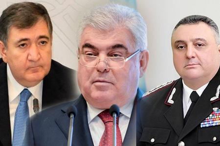 """Üç sabiq nazir üçün """"zek köynəyi"""" hazırlığı"""