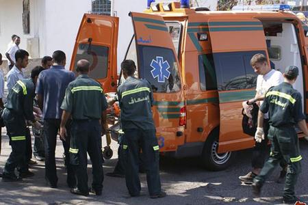 Misirdə yük maşını mikroavtobusla toqquşub: 8 ölü, 4 yaralı