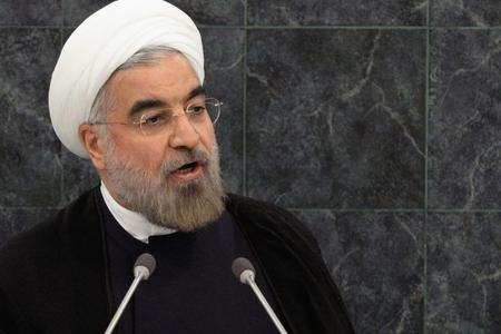 İran prezidenti ölkədə baş verən olaylara görə ABŞ və İsraili ittiham edib