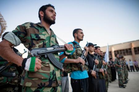 """""""Suriya Azadlıq Ordusu"""" Afrində terrorçulara qarşı hücuma başlayıb"""